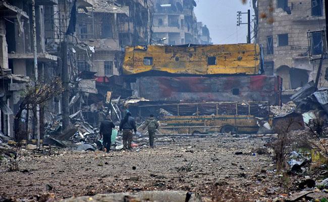 Atentado suicida en Damasco, hay muertos y heridos