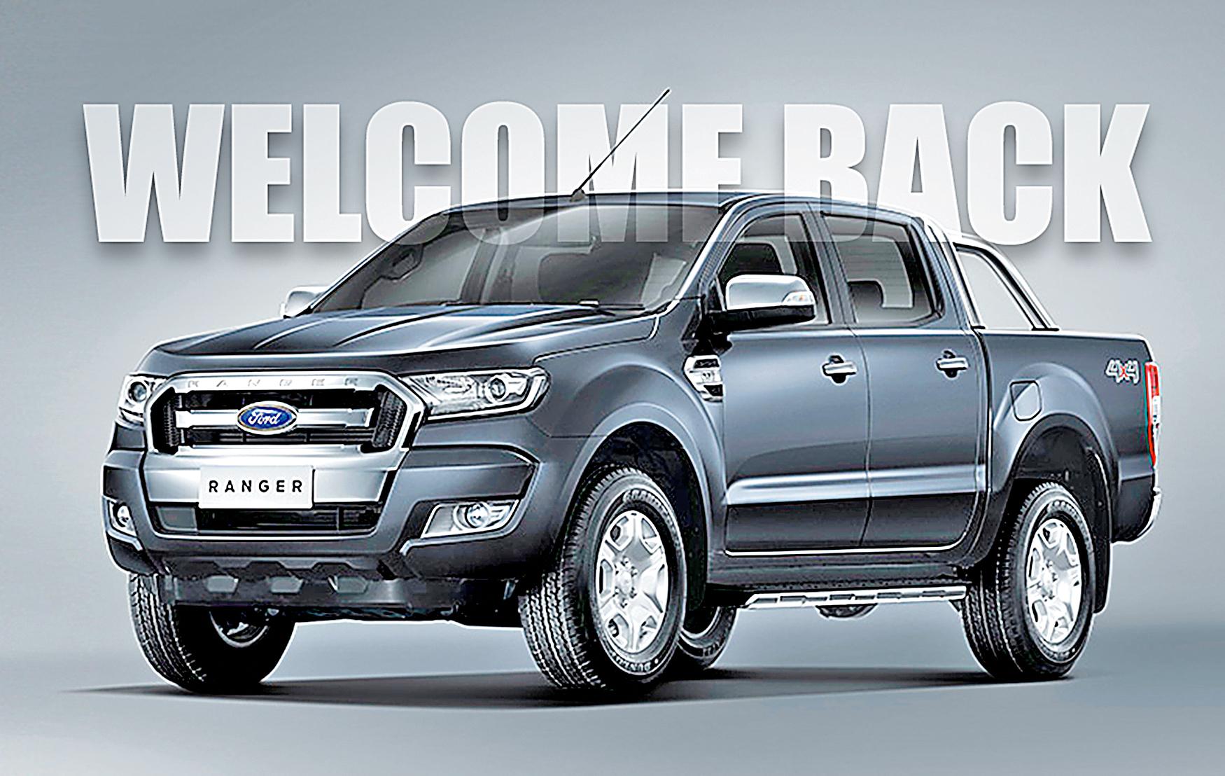 Ford relanza la producción de dos autos míticos en EU