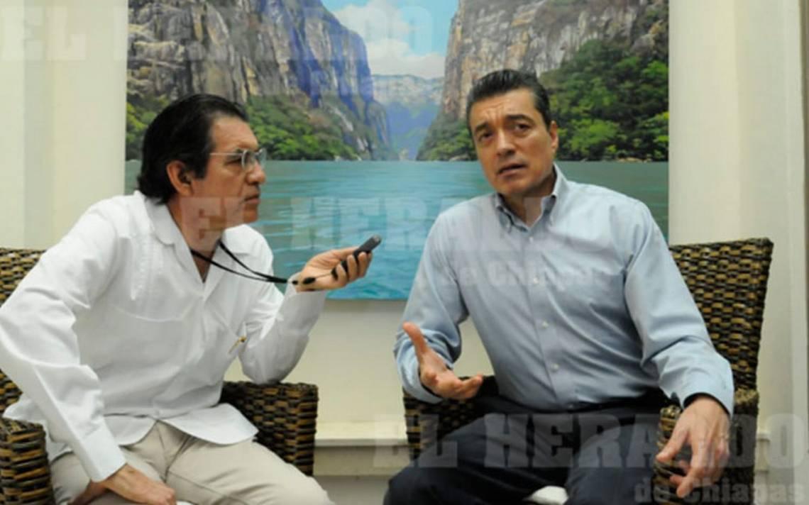 Para AMLO, será prioritario el desarrollo del sureste: Rutilio Escandón