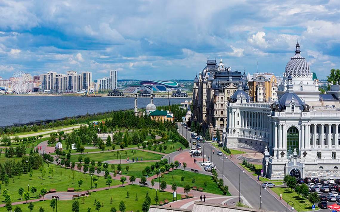 Conoce los mejores lugares turísticos en Rusia