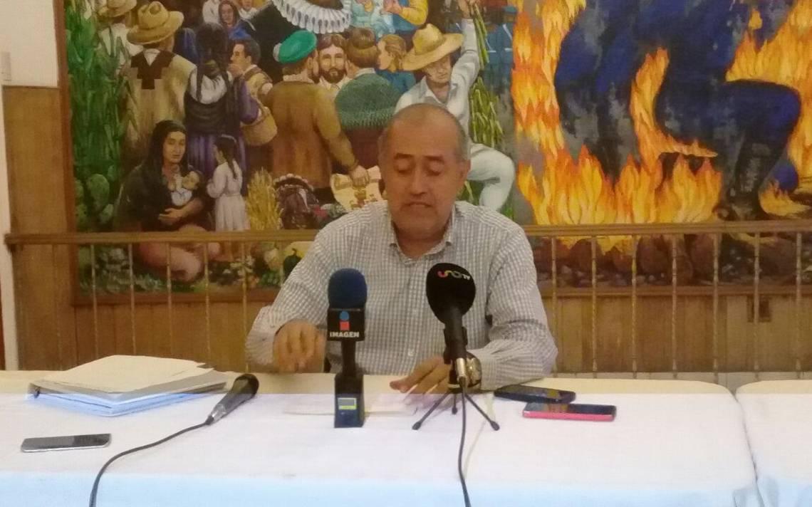 Pide licencia Rafael Núñez como alcalde de San Martín Texmelucan