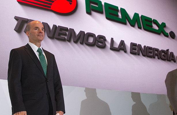 Pemex muestra rostro distinto: José Antonio González Anaya