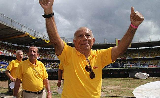 Muere exfutbolista Marco Coll, autor del único gol olímpico en mundiales