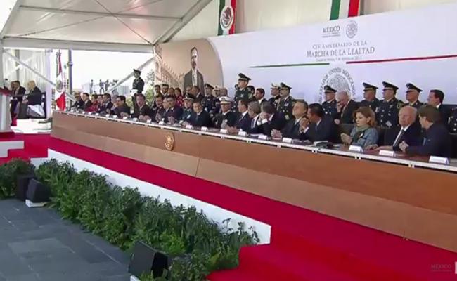 Son tiempos de cohesión ante los retos que enfrenta México: Sedena
