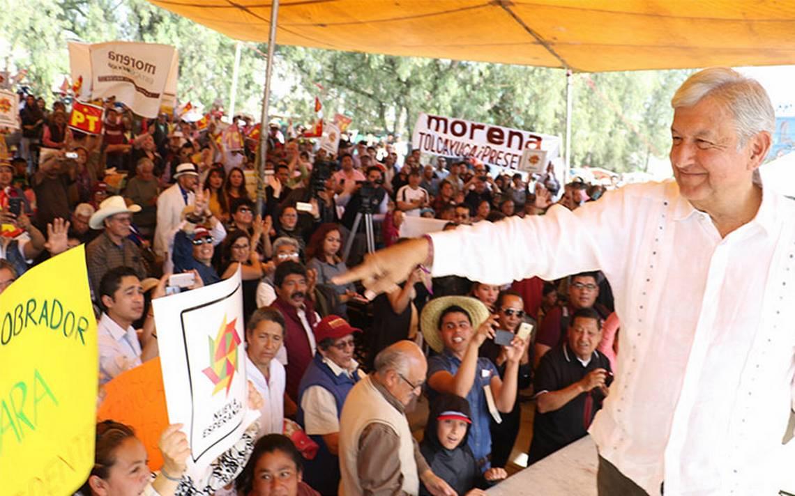 Si llega a la Presidencia, López Obrador desaparecerá al CISEN
