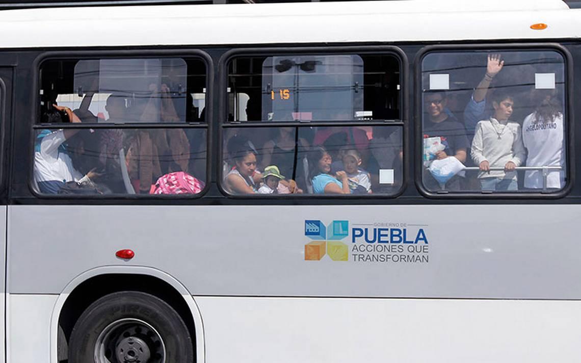 #DATA | RUTA de Puebla, el sistema de transporte peor evaluado