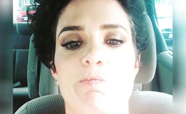 Betty Monroe es víctima de la delincuencia; la asaltan en Mixcoac
