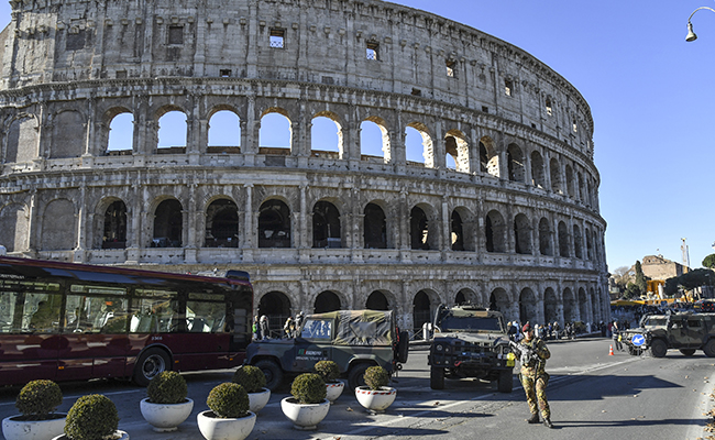 Advierten Jefe policiaco sobre un posible golpe yihadista en Italia