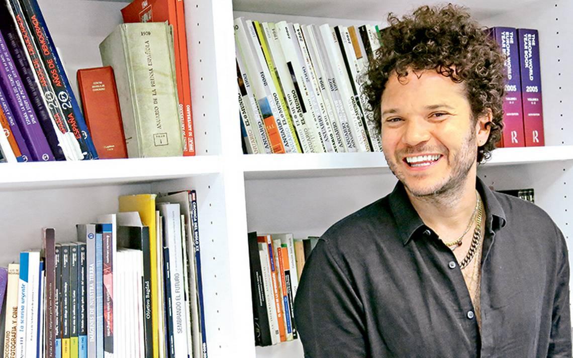 Andrés Cabas, el ecléctico colombiano que quiere conquistar el mundo