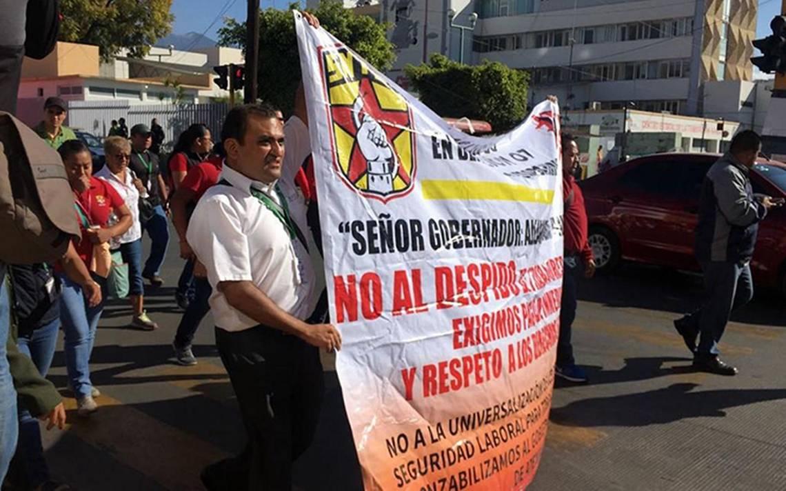 Mantienen paro en salud de Oaxaca