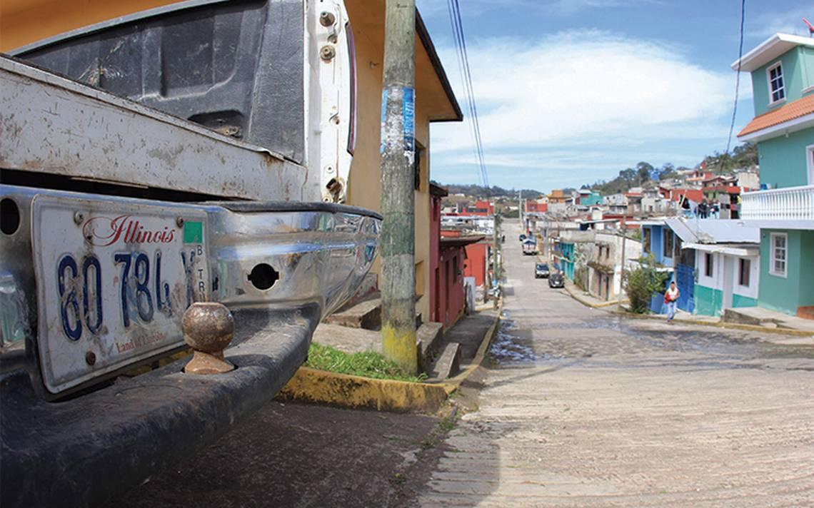 Migración genera pueblos fantasma en Landero y Coss