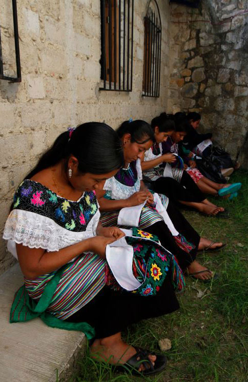 Reforzarán la nutrición en la región Otomí-Tepehua