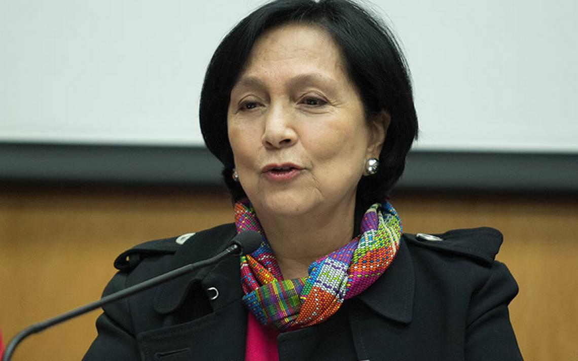 Tras 29 años de militancia, Amalia García renuncia al PRD