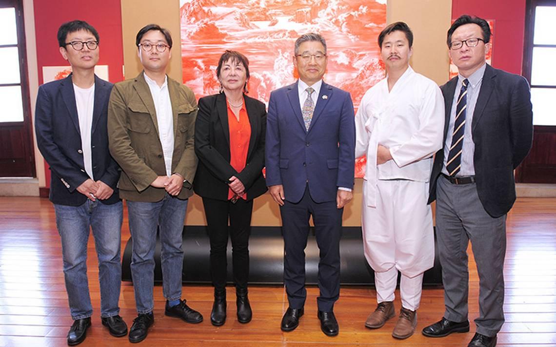 """La exposición """"Tres espejos de Corea"""" se presenta en el Museo Nacional de las Culturas del Mundo"""