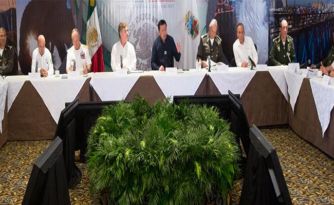 Osorio Chong llama a mantener esquema de coordinación en seguridad