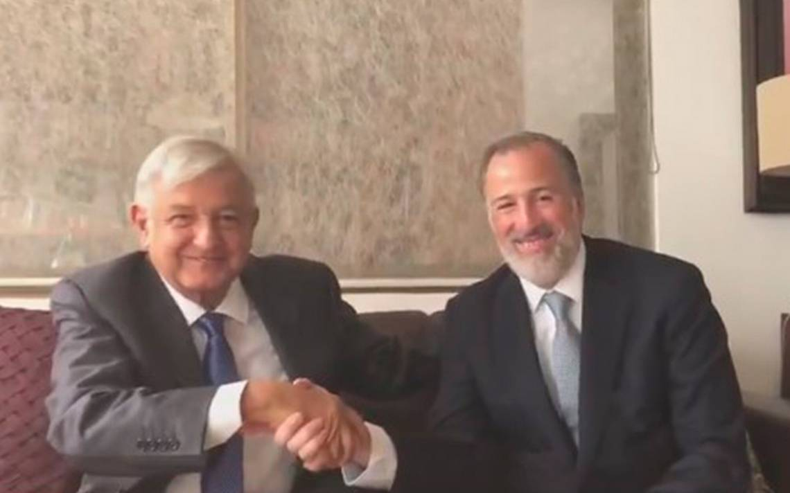 AMLO se reúne con Meade: el excandidato es una persona honorable