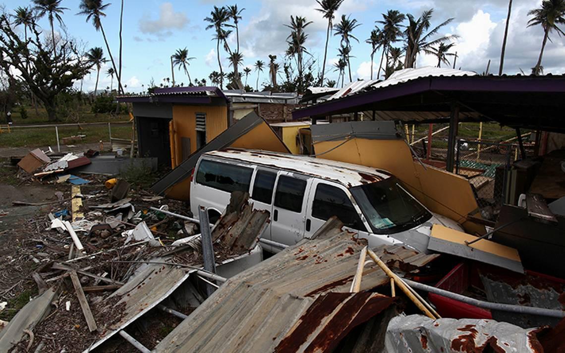 Puerto Rico confirma que huracán María no dejó 64 muertos sino mil 427