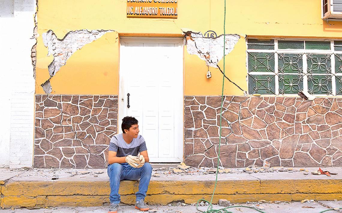 Se registra sismo de 6.1 grados con epicentro en Oaxaca