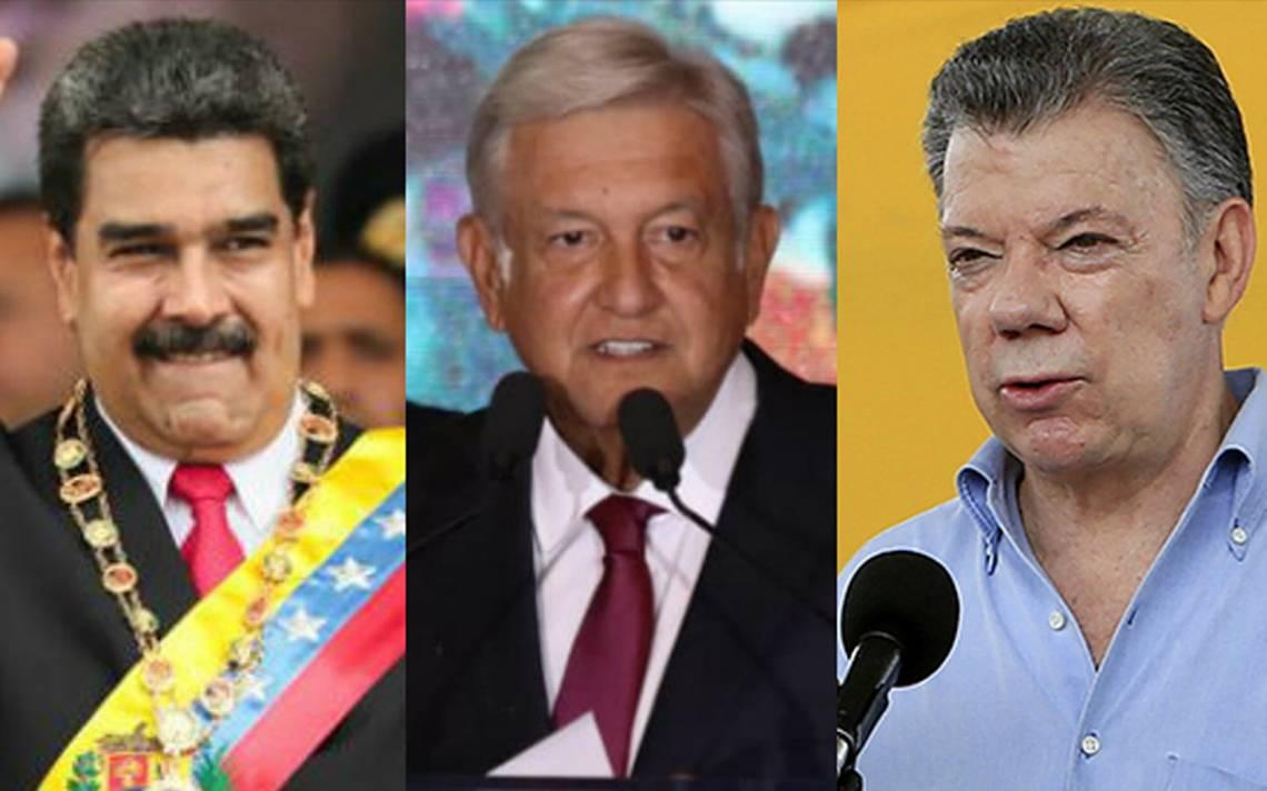 Líderes latinoamericanos reconocen triunfo de López Obrador