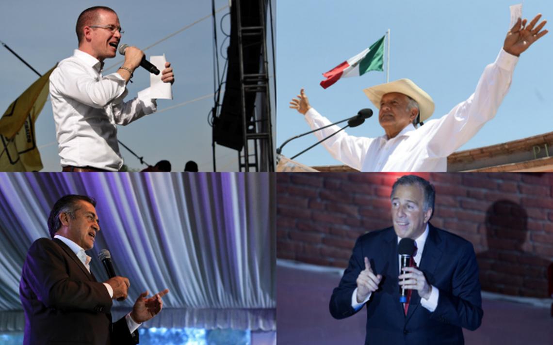 INE recibe más de 11 mil preguntas para el debate presidencial