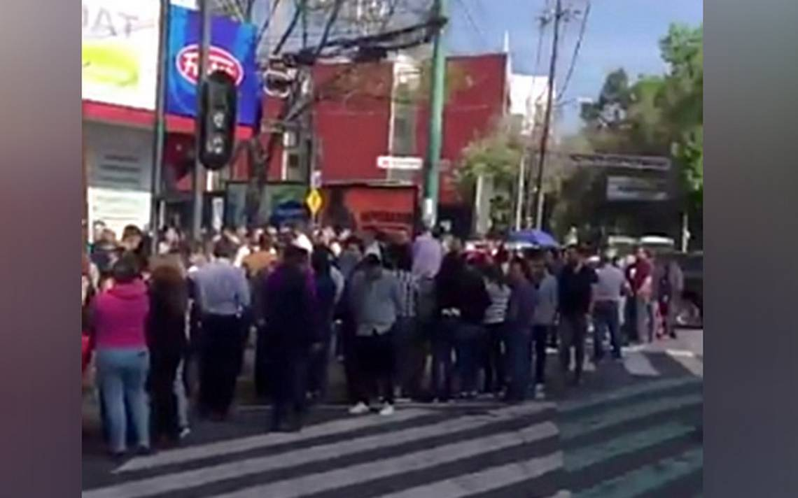 Sismo de magnitud 2.4 al norte de CoyoacA?n sorprende a capitalinos