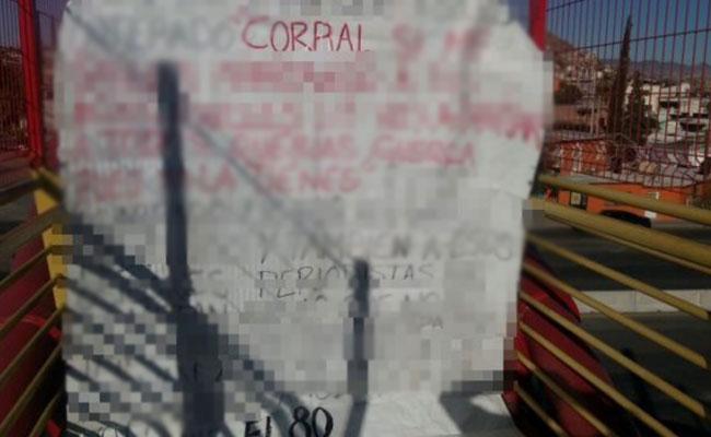 """""""El 80"""" lanza supuesta amenaza para Corral y periodistas"""