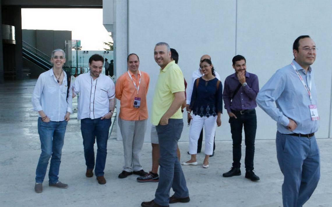 Afinan detalles para último debate presidencial en Mérida