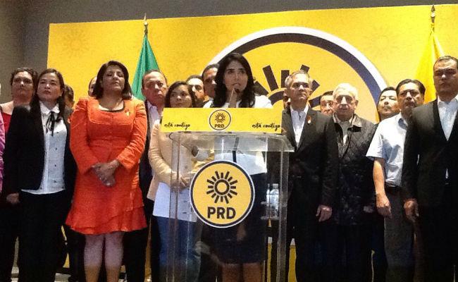 """PRD celebra que Nueva Alianza piense unirse a """"Frente Amplio"""" en 2018"""