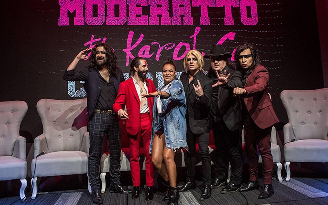 """Moderatto crea el genero Rockatrón y lanza su sencillo """"Caballero"""""""