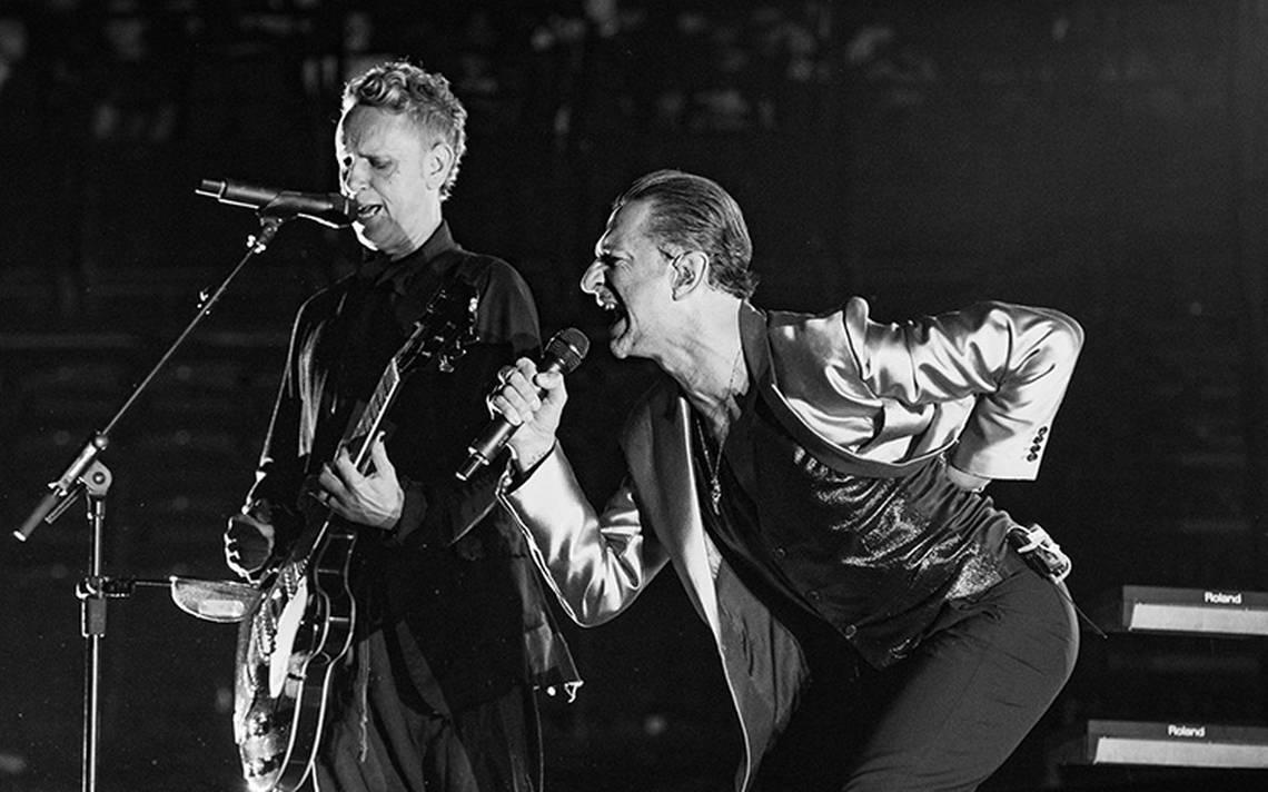 Depeche Mode regresa a México después de nueve años