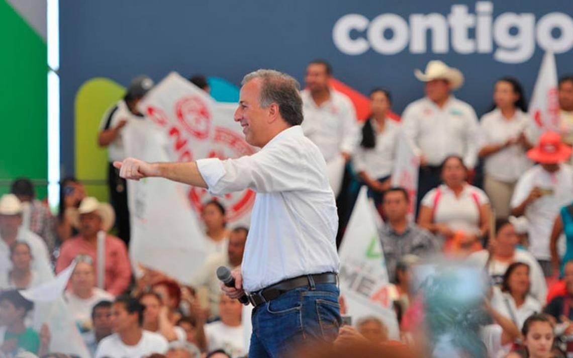 Tamaulipas no puede acostumbrarse a vivir con miedo por delincuencia: Meade
