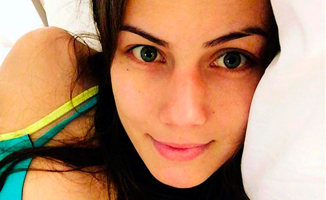 Sharipova es la más sexy