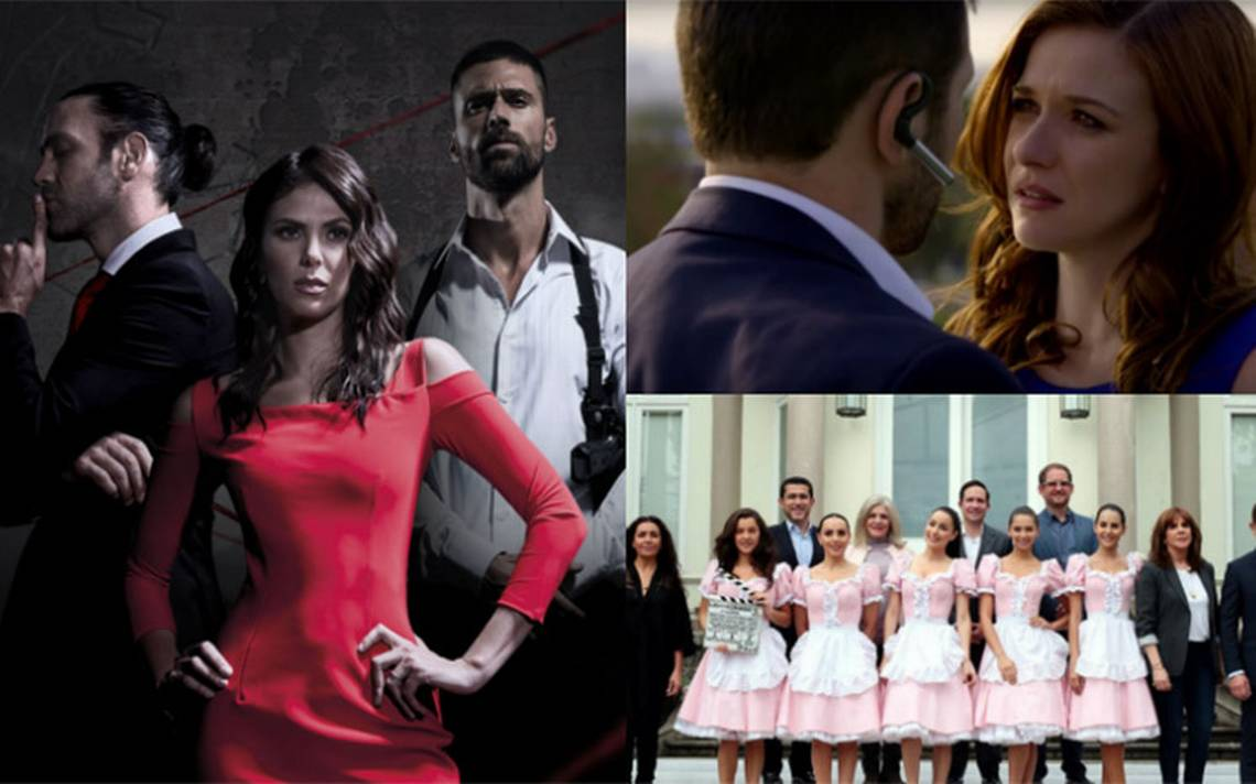 TV Azteca sorprendió este 2017 con cuatro polémicas telenovelas