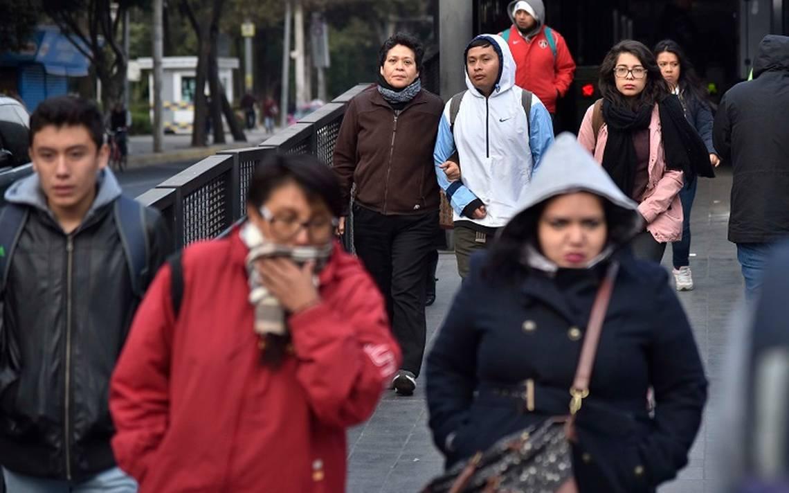 Regresa el frío y activan alerta roja en delegaciones de la CDMX
