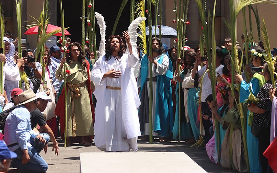 Una verdadera disciplina la de ser Cristo de Iztapalapa
