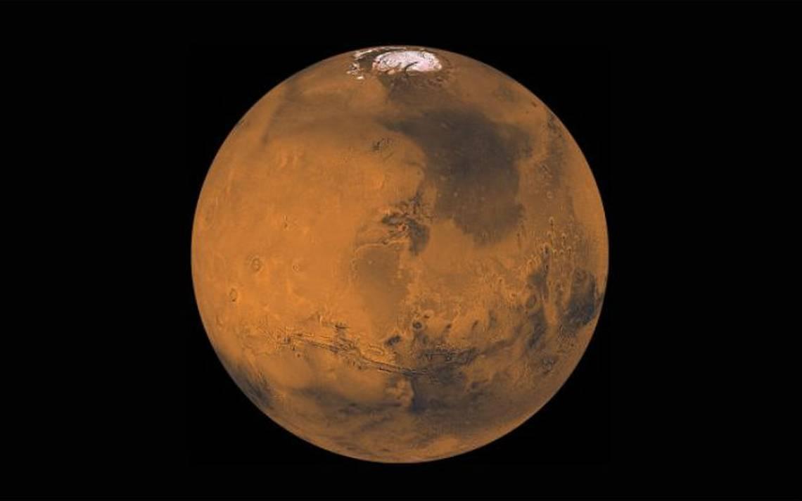Marte en su máximo acercamiento a la Tierra, oportunidad que ocurre cada 15 años