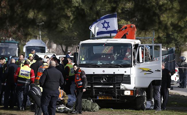Atentando contra soldados deja cuatro muertos en Jerusalén
