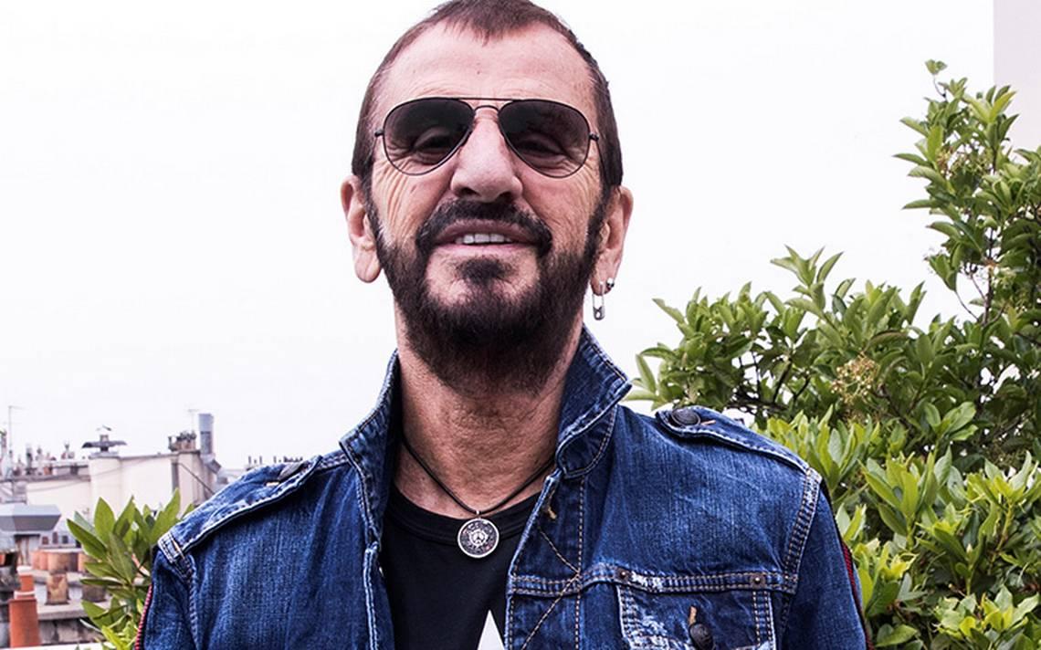Ringo Starr emprende en la capital francesa su primera gira europea en 7 años