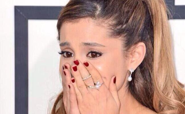 ¡Hackean Instagram de Ariana Grande y publican fotos sexuales!