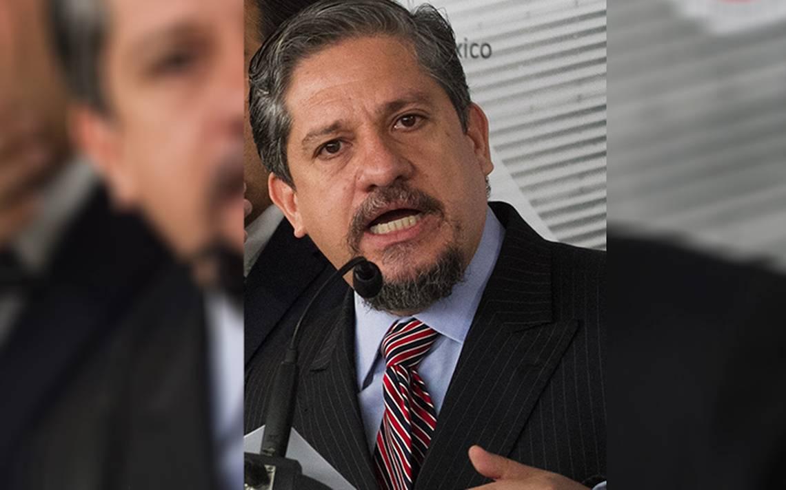 Inútil la postura de Navarrete Prida sobre la violencia política, asegura senador del PT-Morena