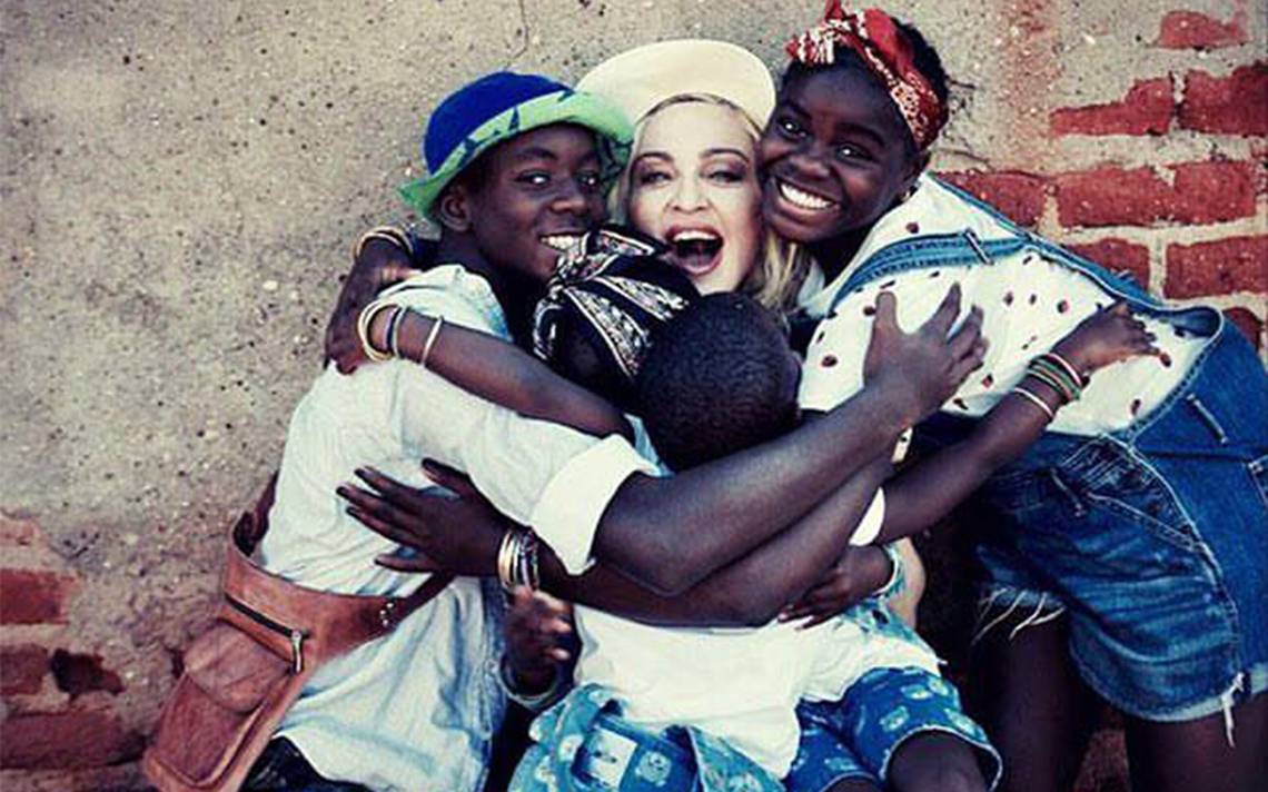 Tras no encontrar casa en Lisboa, Madonna bromea sobre su situación