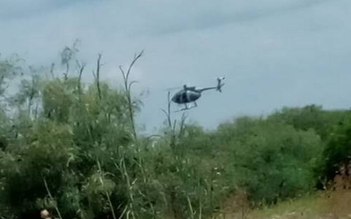 Continúan infernales enfrentamientos armados en Tamaulipas