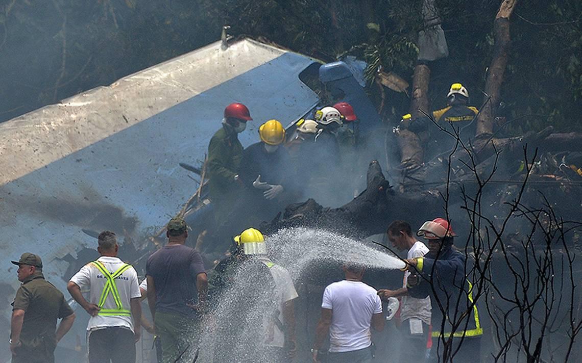 Aerolínea mexicana arrendó avión siniestrado en La Habana; SCT revela documentación