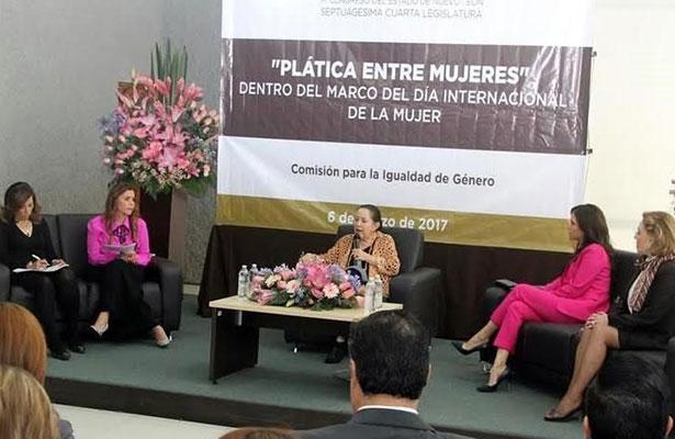 Mujeres de Nuevo León denuncian violencia política