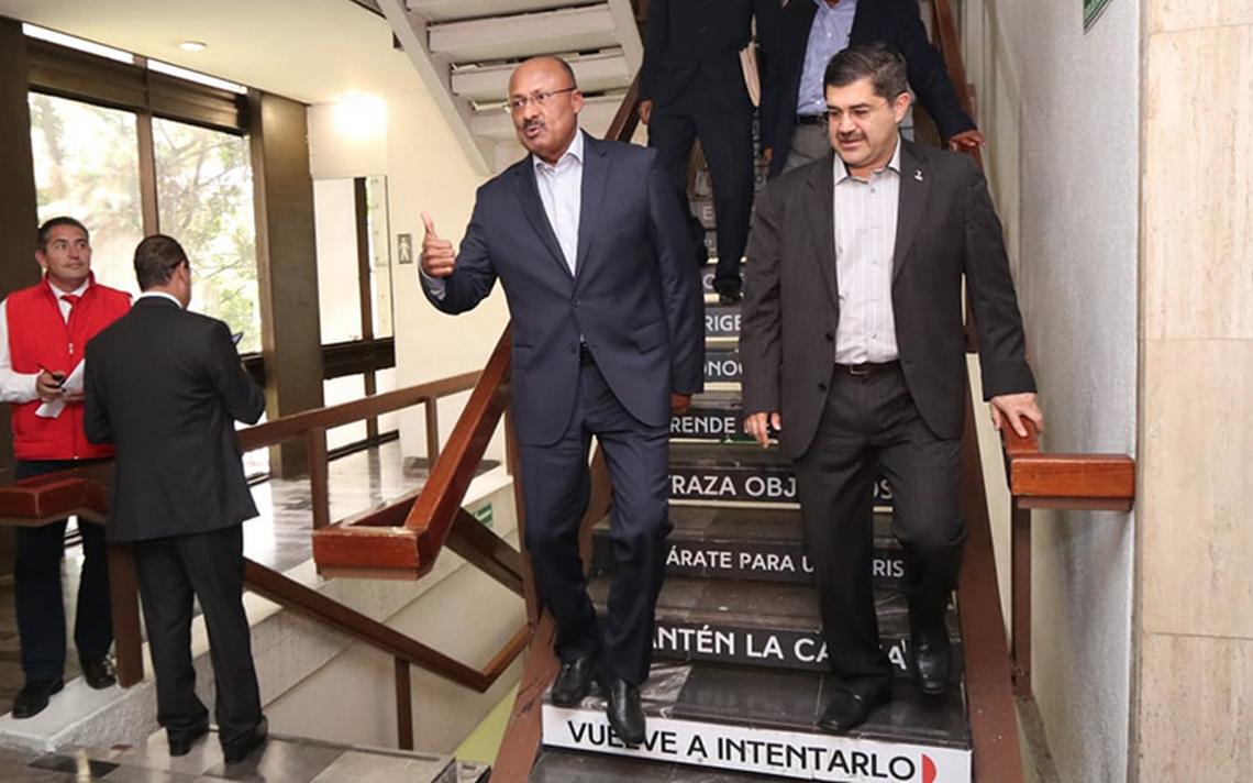 René Juárez coordinará a los diputados del PRI