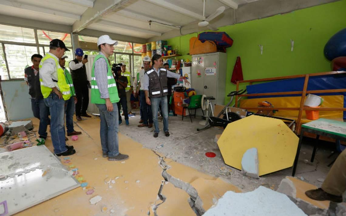 Este lunes reanudan clases mil 130 escuelas más en estados afectados por sismo