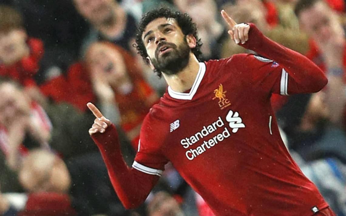 Salah amenaza con desbancar a Ronaldo y Messi por el BalA?n de Oro