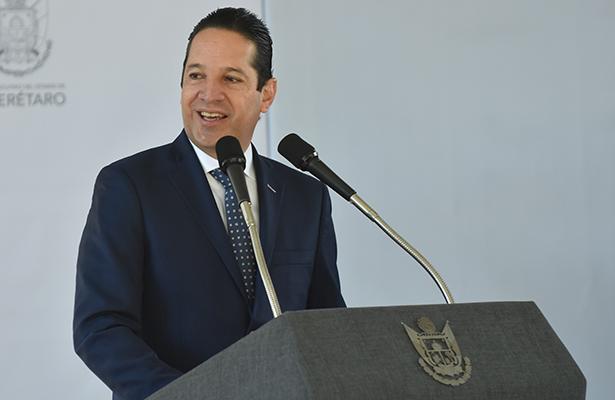 Sigue en pie festejo de la Constitución en Querétaro