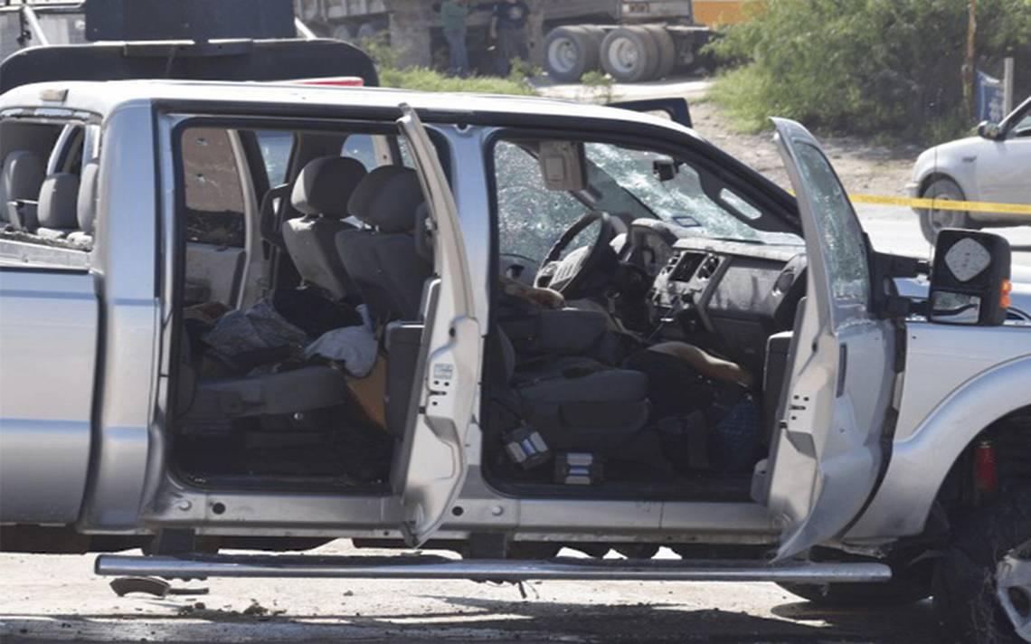 Violencia en Tamaulipas deja cuatro muertos