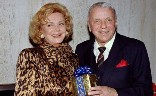 Muere a los 90 años Barbara Blakely, viuda de Frank Sinatra